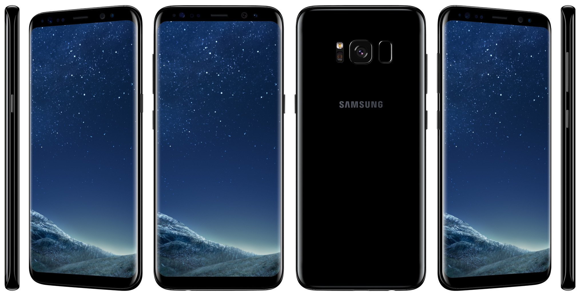 Download Samsung Galaxy S8 Stock Wallpapers Official