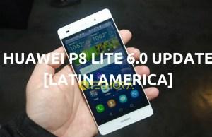 Download Huawei P8 Lite B535 Marshmallow Update [Latin America]