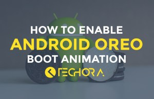 enable android o boot animation