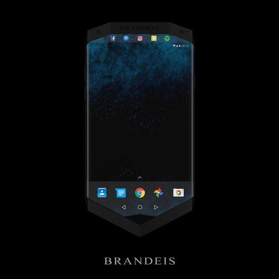Brandeis Prometheus