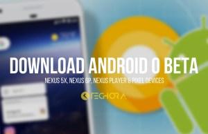 How to Install Android O Beta on Nexus 5X, Nexus 6P, Nexus Player & Pixel Devices