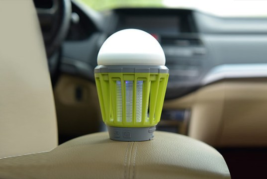 Enjoy Mosquito-Free Sleep by using the Mosquito Zapper Lantern