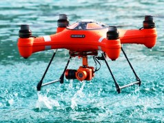Splash Drone 3 - A Fully Waterproof Drone Designed by SwellPro