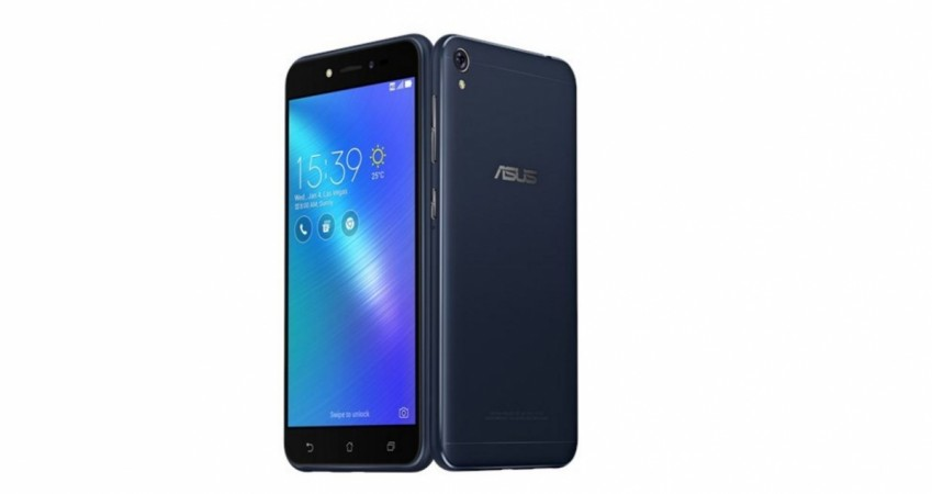 asus zenfone live with real time beautification technology launched at rs 9 999. Black Bedroom Furniture Sets. Home Design Ideas