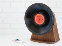 Vintage Vinyl Wireless Bluetooth Speaker