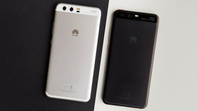 Download Huawei P10 Nougat Firmware Update [B130] [VTR-L29]