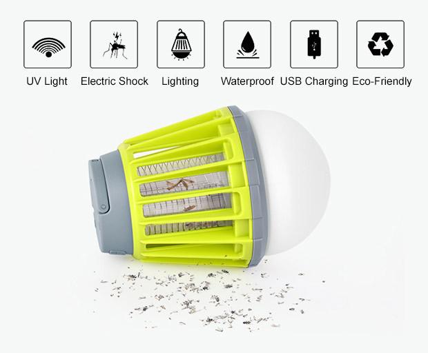 mosquito-zapper-lantern