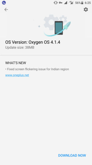 Download & Install OxygenOS 4.1.4 on OnePlus 3/3T (OTA + Full ROM)