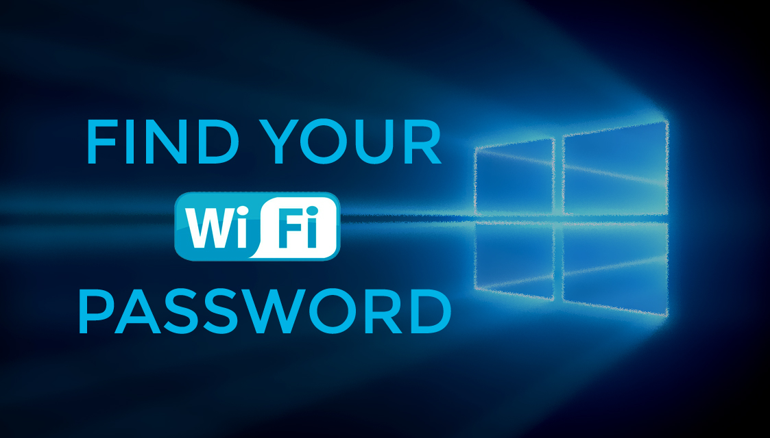 how to see your wifi password