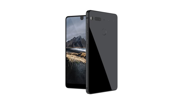 Andy Rubin launched The Essential Phone