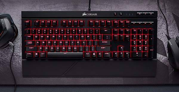 Corsair K68 Mechanical Gaming Keyboard