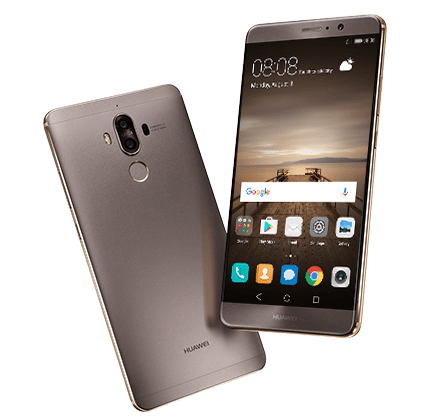 Download Huawei Mate 9 B185 Nougat Update [Europe]