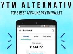 PayTm Alternatives: Top 8 Best Apps Like Paytm Wallet