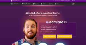 Try admitad CPA Affiliate network and Win $30,000 Aliexpress Jackpot