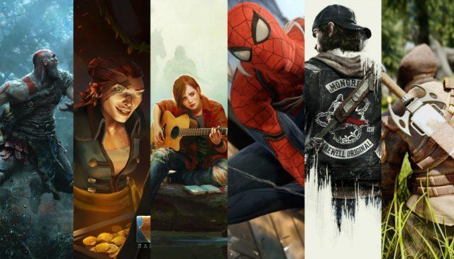 Best E3 2017 Games