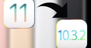 iOS 11 To iOS 10