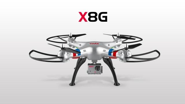 SYMA X8G -Drone