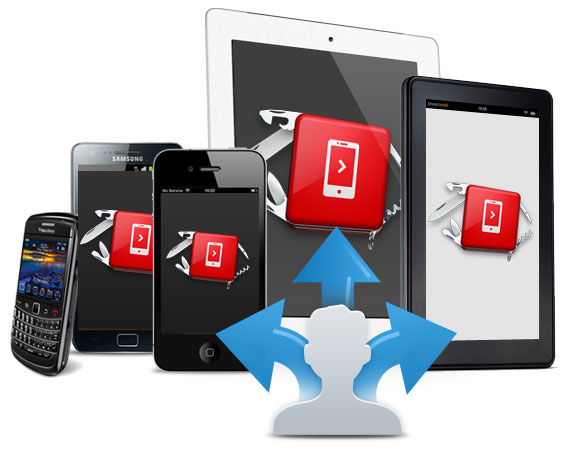 How to Distribute the Mobile Application