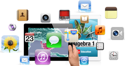 mobile application Presence on the App Store