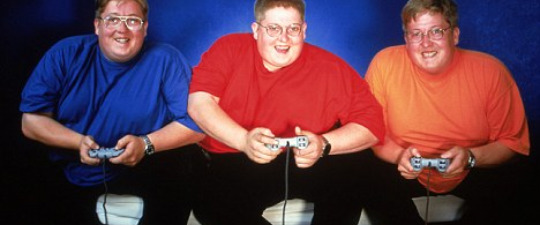 obesity Is Social Gaming Bad for Your Health?