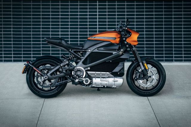 Harley Davidson Livewire Awesome New Gadgets from CES 2019
