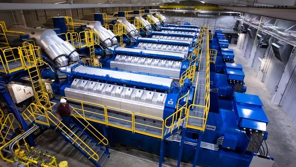 Combined Cycle Units How Does a Natural Gas Power Station Generate Electricity?