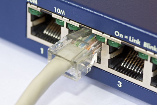 Computer Networking Cables 4 Types of Communication Cables