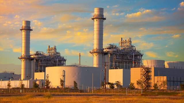 Natural gas fire turbines How Does a Natural Gas Power Station Generate Electricity?