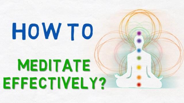 How to meditate - Beginner meditation essentials
