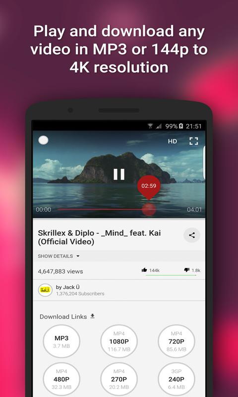 video downloader Download Videoder APK for Android