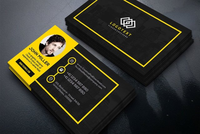 Business Card graphics How To Make The Ultimate Business Card For Your Tech Business