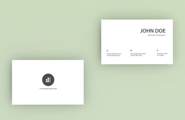 Business Card layout How To Make The Ultimate Business Card For Your Tech Business
