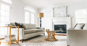 Contemporary Living Room How to Choose the Best Lighting for Your Home