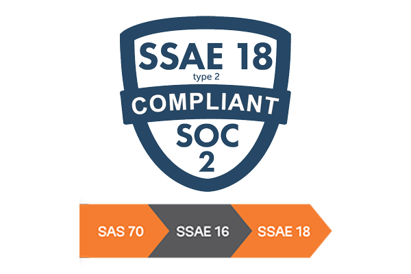 SSAE 18 SOC Type II & SOC 3  A Look at the Top Certifications You Should Look for When Hiring Data Recovery Services