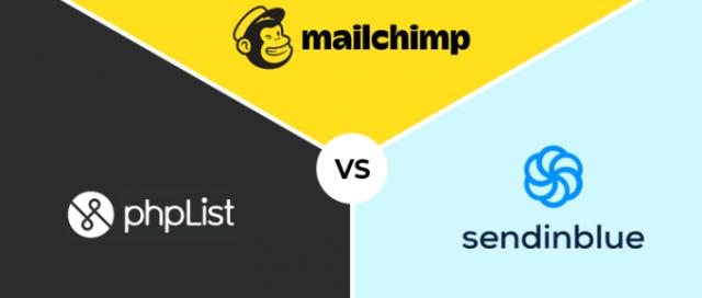 email marketing Most popular email marketing platforms