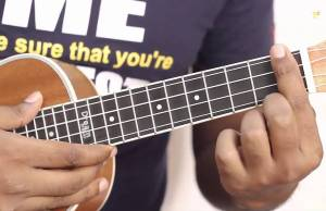 Easy D sharp ukulele and C minor ukulele songs