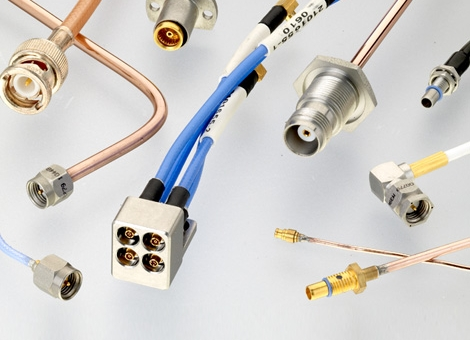 history How RF Coaxial Connectors can be used
