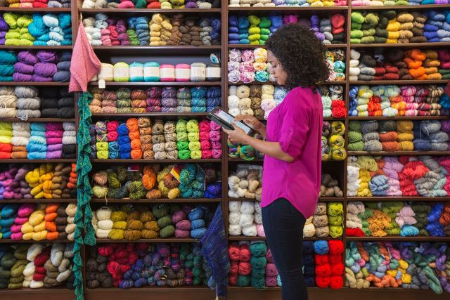 Stock up on inventory Here's How to Improve Your Business Operations