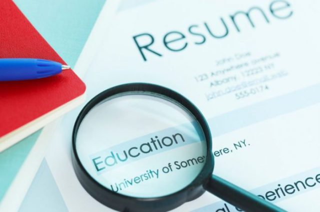 Polish Your Resume Updating Your Digital Profile After College Graduation