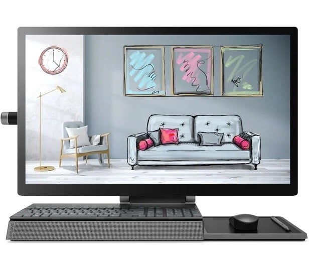 Lenova All-in-One Desktop PCs