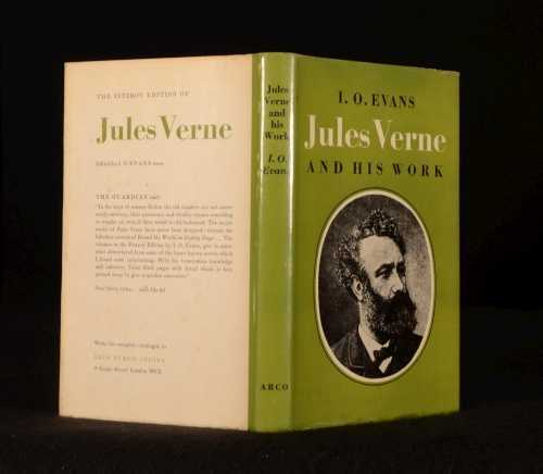 Jules Verne biography and work