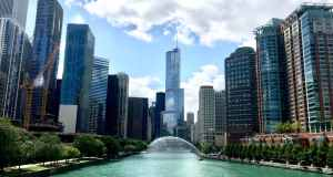 Budget hotels in downtown Louisville Kentucky and Chicago