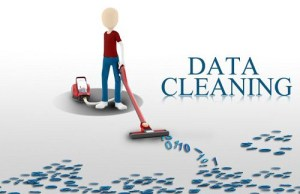 Basic steps of data clearing