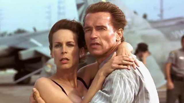 Review - True Lies (1994) - Arnold Schwarzeneggar, Jamie Lee Curtis