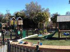 Great playgrounds in San Francisco