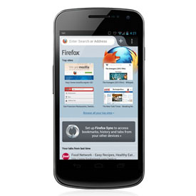 latest Firefox On Android