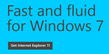 Download Internet Explorer 11 for Windows 7 -