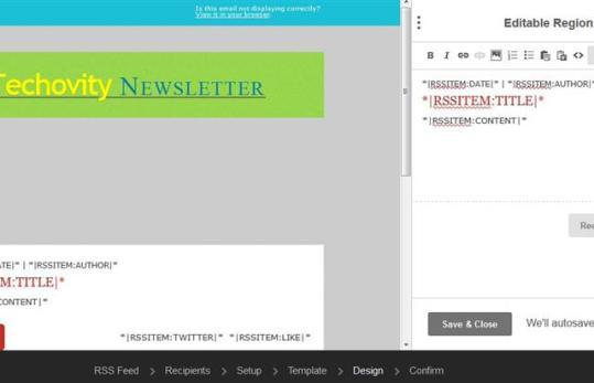 MailChimpDesign