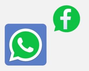 WhatsAppFacebok