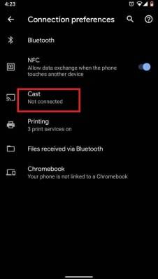 How to Chromecast Xfinity Stream